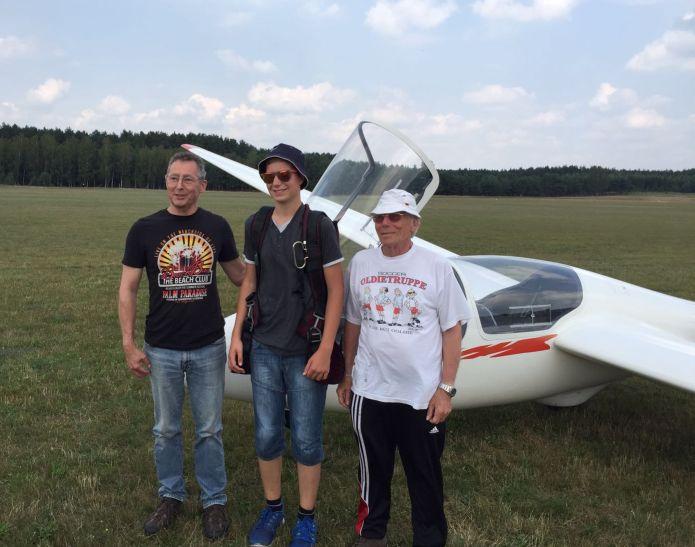 Fliegerlager Polen
